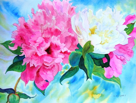 I Dream of Peonies